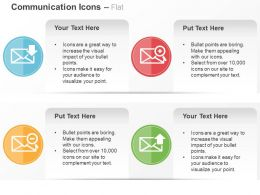 Download Upload Add Delete Mails Ppt Icons Graphics
