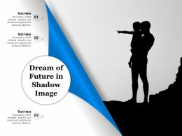 Dream Of Future In Shadow Image