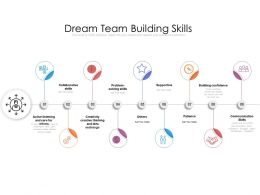 Dream Team Building Skills