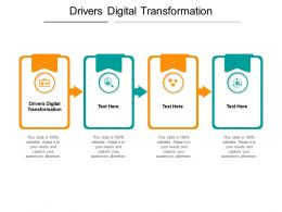 Drivers Digital Transformation Ppt Powerpoint Presentation Inspiration Cpb
