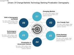 Drivers Of Change Markets Technology Banking Privatization Demography