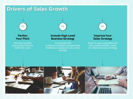 Drivers Of Sales Growth Unbeatable Market Strategy Ppt Powerpoint Presentation Design Ideas