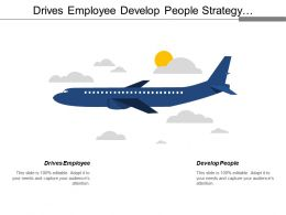 Drives Employee Develop People Strategy Marketing Opportunity Management
