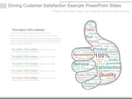 driving_customer_satisfaction_example_powerpoint_slides_Slide01