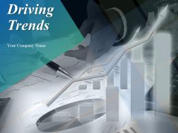 Driving Trends Powerpoint Presentation Slides