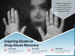 Drug Abuse Awareness Medicinal Measuring Individual Spreading