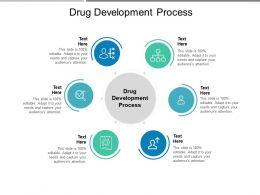 Drug Development Process Ppt Powerpoint Presentation Outline Slides Cpb