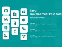 Drug Development Research Ppt Powerpoint Presentation Model Elements