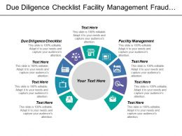 Due Diligence Checklist Facility Management Fraud Detection Inventory Control Cpb