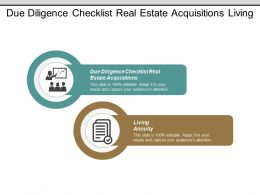 Due Diligence Checklist Real Estate Acquisitions Living Annuity Cpb