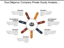Due Diligence Company Private Equity Analysis Marketing Impact Cpb