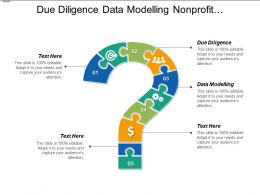 Due Diligence Data Modelling Nonprofit Organizations Marketing Performance Cpb