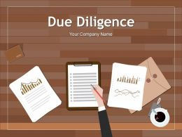Due Diligence Powerpoint Presentation Slides
