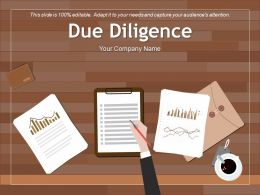 Due Diligence Powerpoint Slide Rules