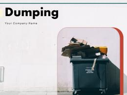 Dumping Construction Management Recycling Littering Unorganized
