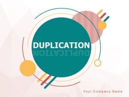 Duplication Marketing Effectively Culture Training Promoting Events