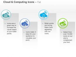 Dustbin Home Pen Drive Personal Computer Ppt Icons Graphics