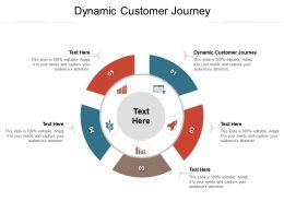 Dynamic Customer Journey Ppt Powerpoint Presentation Show Clipart Images Cpb