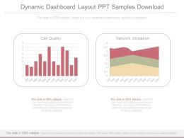 Dynamic Dashboard Layout Ppt Samples Download