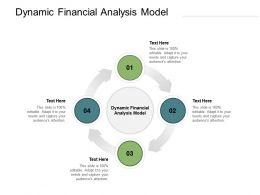 Dynamic Financial Analysis Model Ppt Powerpoint Presentation Slides Graphics Cpb