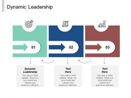 Dynamic Leadership Ppt Powerpoint Presentation Gallery Example File Cpb