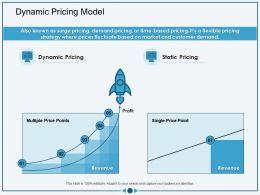 Dynamic Pricing Model M3028 Ppt Powerpoint Presentation Portfolio Format