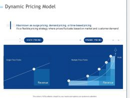Dynamic Pricing Model Ppt Powerpoint Presentation Summary Outline
