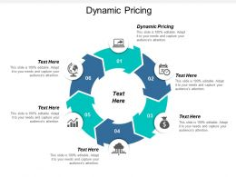 Dynamic Pricing Ppt Powerpoint Presentation Icon Inspiration Cpb