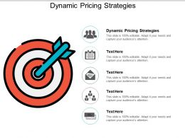 Dynamic Pricing Strategies Ppt Powerpoint Presentation Outline Images Cpb