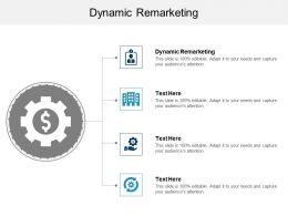 Dynamic Remarketing Ppt Powerpoint Presentation File Sample Cpb