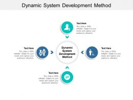 Dynamic System Development Method Ppt Powerpoint Presentation File Background Images Cpb