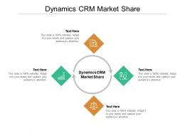 Dynamics CRM Market Share Ppt Powerpoint Presentation Icon Slide Download Cpb
