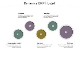 Dynamics ERP Hosted Ppt Powerpoint Presentation Gallery Background Image Cpb