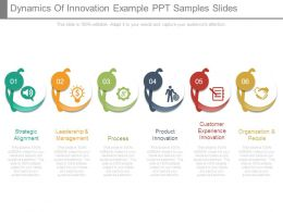 Dynamics Of Innovation Example Ppt Samples Slides