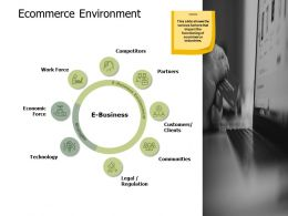 E Commerce Environment Ppt Powerpoint Presentation File Samples