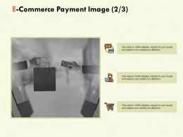 E Commerce Payment Image Finance Ppt Powerpoint Presentation Gallery