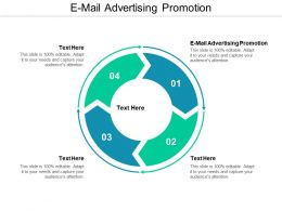 E Mail Advertising Promotion Ppt Powerpoint Presentation Layouts Example File Cpb