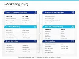 E Marketing Site Speed M2031 Ppt Powerpoint Presentation Gallery Professional