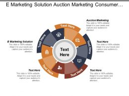 E Marketing Solution Auction Marketing Consumer Sales Leads Implementation Services Cpb
