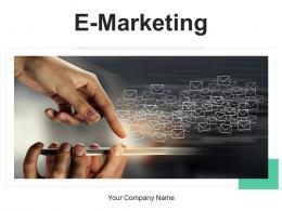E Marketing Strategic Goals Target Competition Employee Business Advantages