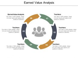 Earned Value Analysis Ppt Powerpoint Presentation Inspiration Graphics Cpb