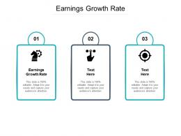 Earnings Growth Rate Ppt Powerpoint Presentation Pictures Vector Cpb