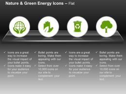 Earth Protection Green Energy Generation Ppt Icons Graphics