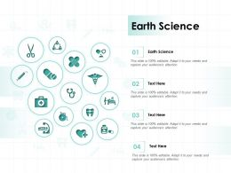 Earth Science Ppt Powerpoint Presentation Model Graphics