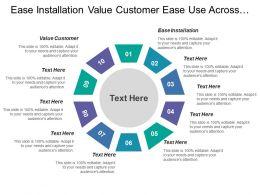 55986125 Style Circular Loop 10 Piece Powerpoint Presentation Diagram Infographic Slide