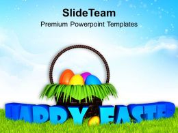 easter_day_ester_with_surprise_egg_basket_garden_powerpoint_templates_ppt_backgrounds_for_slides_Slide01