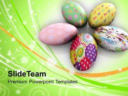 easter_sermon_series_circular_eggs_festival_powerpoint_templates_ppt_backgrounds_for_slides_Slide01