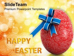 Easter Sermon Series Day Christian Festival Powerpoint Templates Ppt Backgrounds For Slides