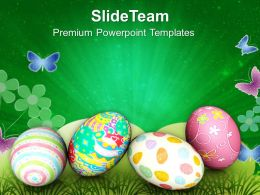 Easter Sunday Festival Of Rejuvenation Life Powerpoint Templates Ppt Backgrounds For Slides