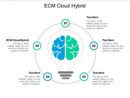 Ecm Cloud Hybrid Ppt Powerpoint Presentation Icon Slide Cpb